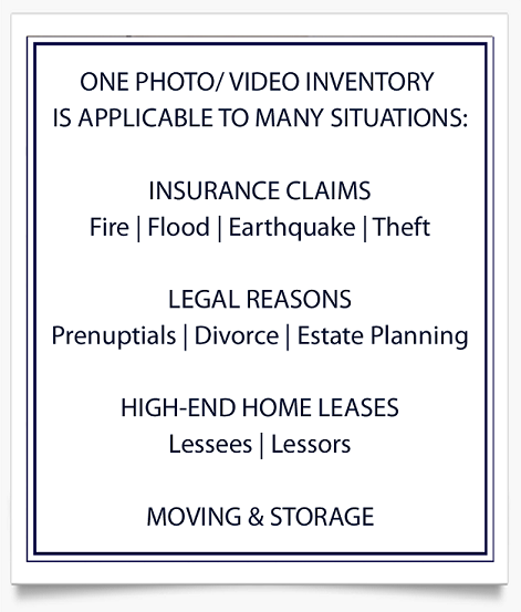 VIDEO-HOME-INVENTORY-LOS-ANGELES